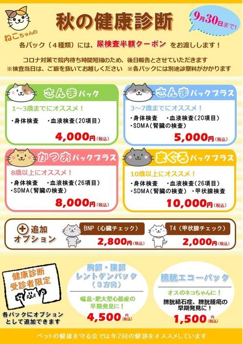秋猫検診_page-0001.jpgのサムネール画像
